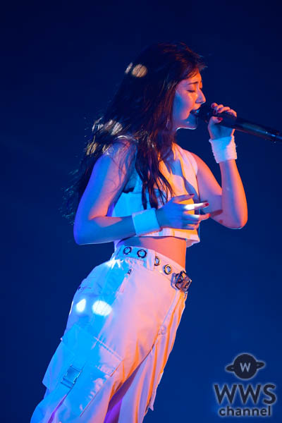 鈴木愛理、ツアーファイナルで来年4月の横浜アリーナ公演を発表!