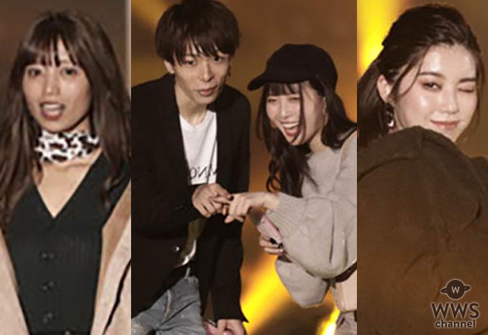 中野恵那、ゆん、えむれならが「関コレ 2019 A/W」でランウェイ披露!<関西コレクション2019 A/W>