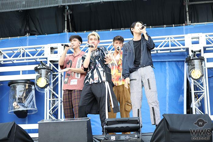 INTERSECTION(インターセクション)が「a-nation 2019」大阪公演のシューティングアクトに登場!<a-nation 2019>