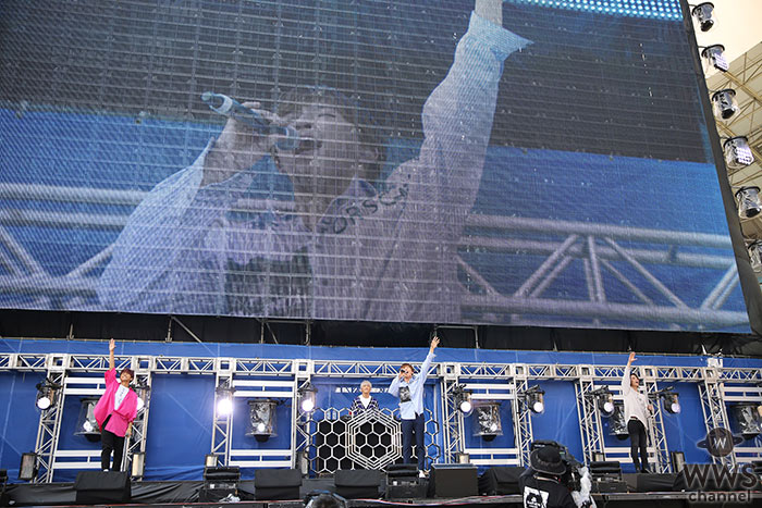 THE BEAT GARDENが地元開催の「a-nation 2019」大阪公演に登場!<a-nation 2019>://youtu.be/ocKfvWJHSQk