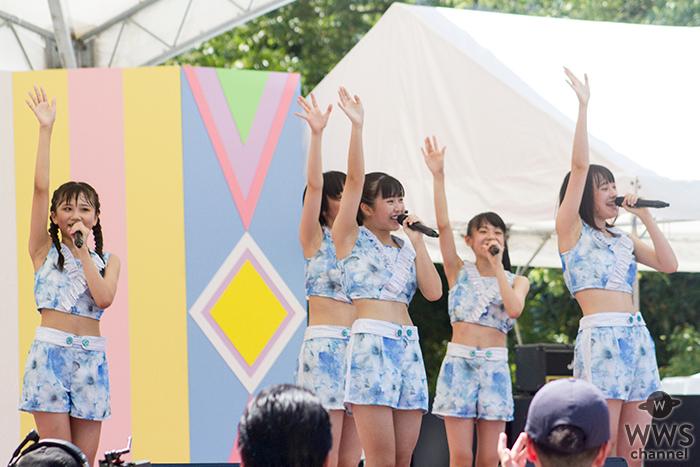 【写真特集】ハロプロ研修生が『TIF2019』でフレッシュさ全開のパフォーマンス!<TOKYO IDOL FESTIVAL 2019>