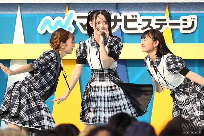 【写真特集】シュークリームロケッツ (ラストアイドル)が『TIF2019』に登場!シューロケらしい可愛さ満載のステージ!<TOKYO IDOL FESTIVAL 2019>