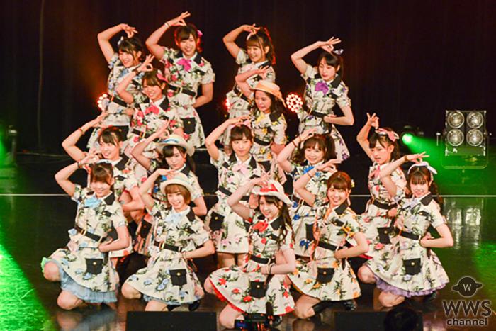 AKB48 Team8が『TIF2019』の「HOT STAGE」に出演!
