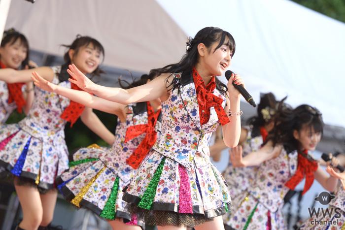 AKB48の新進気鋭の若手メンバーが『TIF2019』に集結!<TOKYO IDOL FESTIVAL 2019>