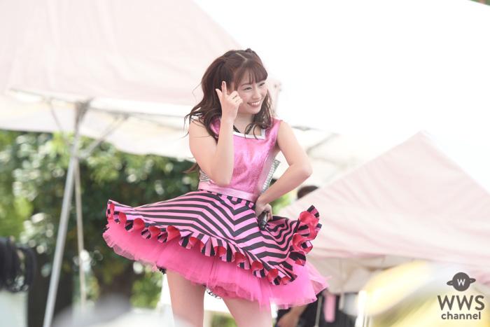 ももクロ・佐々木彩夏がソロ出演!『TIF2019』初日をトップバッターで盛り上げる!