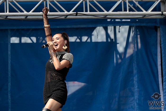Beverly(ビバリー)が「a-nation 2019」大阪公演のオープニングアクトに登場!<a-nation 2019>