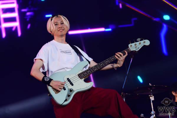 【ライブレポート】BUMP OF CHICKENが『天体観測』や『カルマ』含む15曲を披露!圧巻のステージを見せる!<ROCK IN JAPAN FESTIVAL 2019>
