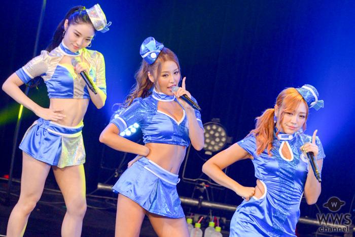 CYBER JAPAN DANCERSが『TIF2019』でセクシーパフォーマンス!<TOKYO IDOL FESTIVAL 2019>