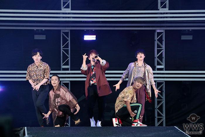 Da-iCEが「a-nation 2019」大阪公演に登場!圧巻のダンスパフォーマンスで魅せる!<a-nation 2019>