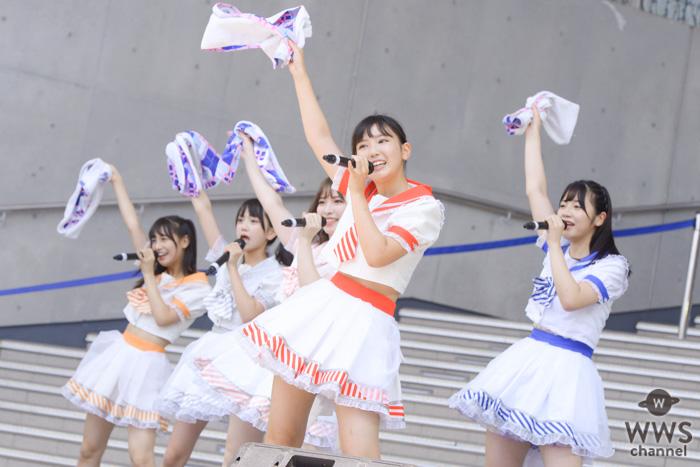 【写真特集】dela(デラ)が『TIF2019』に初出演!名古屋発の国際レベルのパフォーマンスで魅せる <TOKYO IDOL FESTIVAL 2019>