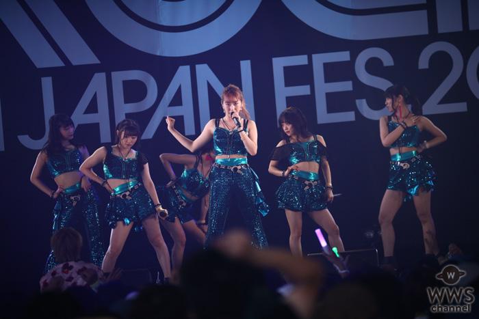 【ライブレポート】Juice=Juiceが「ROCK IN JAPAN FESTIVAL 2019」に初出演!ブルーのスパンコールのドレスで夏フェスの空気をガラリと変える!<ROCK IN JAPAN FESTIVAL 2019>
