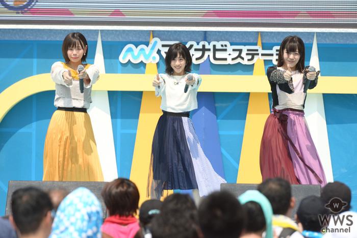 【写真特集】まなみのりさが『TIF2019』に出演!息の合ったパフォーマンスで魅せる!!<TOKYO IDOL FESTIVAL 2019>『TIF2019』に出演!息の合ったパフォーマンスで魅せる!!<TOKYO IDOL FESTIVAL 2019>