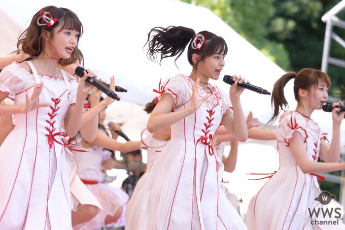 【写真特集】NGT48が『TIF2019』で活動再開 「ゼロ」からのスタートに <TOKYO IDOL FESTIVAL 2019>