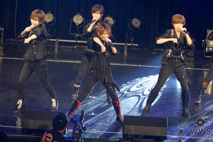 風男塾が『TIF2019』に出演!全国ツアー直前のステージで会場を沸かす!!<TOKYO IDOL FESTIVAL 2019>