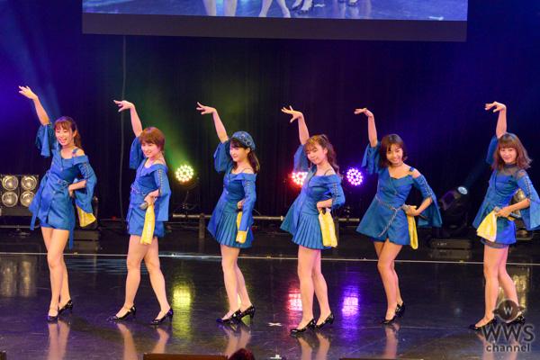prediaが『TIF2019』に出演!新体制初の大人パフォーマンスで魅せる!!<TOKYO IDOL FESTIVAL 2019>