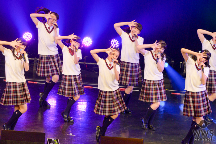 【写真特集】さくら学院が『TIF2019』で2年ぶりのステージ!<TOKYO IDOL FESTIVAL 2019>