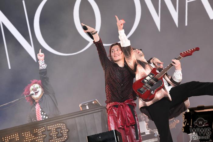 【ライブレポート】SEKAI NO OWARIが「ROCK IN JAPAN FESTIVAL 2019」初日に登場!まるでワンマンのような怒涛の16曲で、彼らの世界観を完璧なまでに魅せつける<ROCK IN JAPAN FESTIVAL 2019>