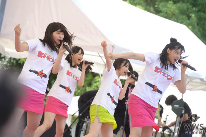 【写真特集】STU48の課外活動ユニットが『TIF2019』で変化自在のステージ披露!<TOKYO IDOL FESTIVAL 2019>