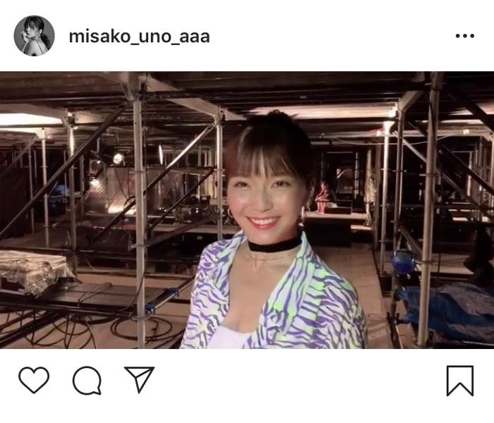 AAA・宇野実彩子が「a-nation」の舞台裏を動画で公開!オフショットムービーに「めっちゃカッコいい」と絶賛の声!<a-nation 2019>