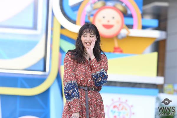 新川優愛、結婚発表後初のランウェイ!めざましライブ×TGCコラボイベントに出演