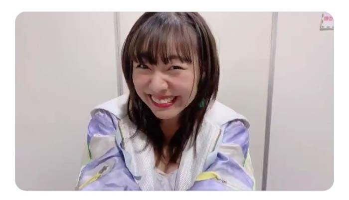 SKE48・須田亜香里、胸チラ衣装に「目線が微笑ましかったよ」
