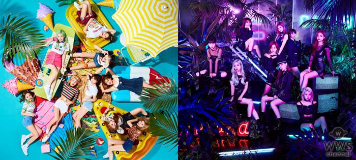 TWICE、JAPAN 2nd ALBUMを11月20日(水)にリリース決定!!