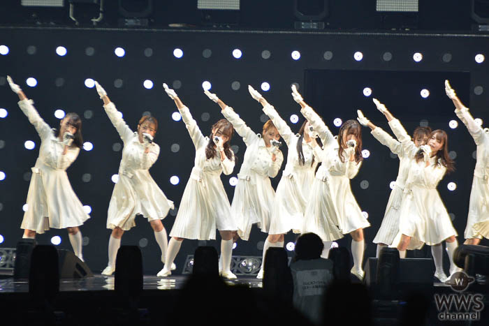 ラストアイドルがTGCのステージでオープニングアクトで力強いダンスを披露!<東京ガールズコレクション(TOKYO GIRLS COLLECTION)2019 A/W>