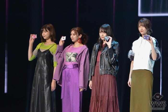 欅坂46・渡辺梨加、⼟⽣瑞穂らがTGCのランウェイに登場!<東京ガールズコレクション(TOKYO GIRLS COLLECTION)2019 A/W>