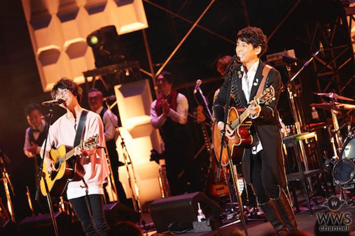 藤木直人、全国ツアーのファイナル公演を山梨・河口湖ステラシアターにて開催!
