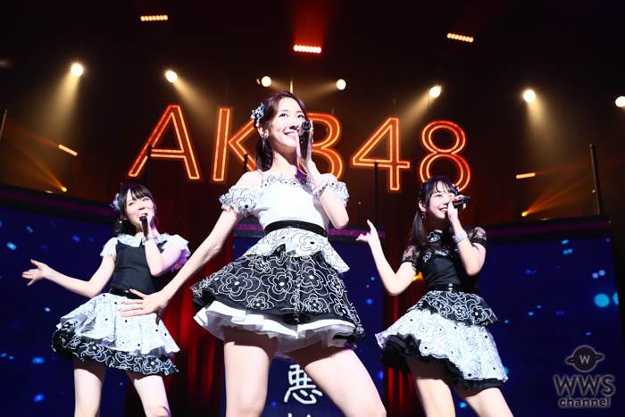 柏木由紀、フレンチ・キスの楽曲披露のサプライズ!AKB48全国ツアー福岡公演が開催