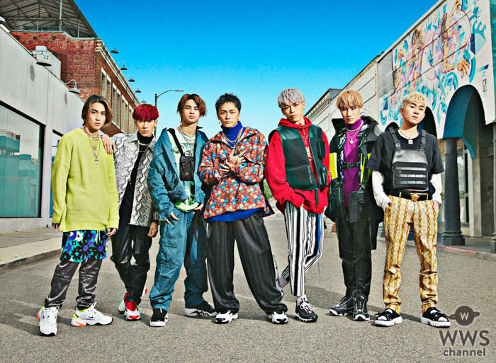 BALLISTIK BOYZが「MTV VMAJ 2019 -THE LIVE- 」に出演決定!
