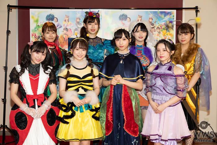 AKB48 チーム8の舞台「Bee School 」が遂に初日!初舞台の坂口渚沙「愛されるキャラになれるように頑張ります」