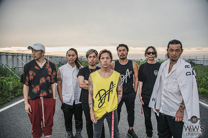 Dragon Ash、新音源「Fly Over feat. T$UYO$HI」をスペシャルパッケージで限定発売!