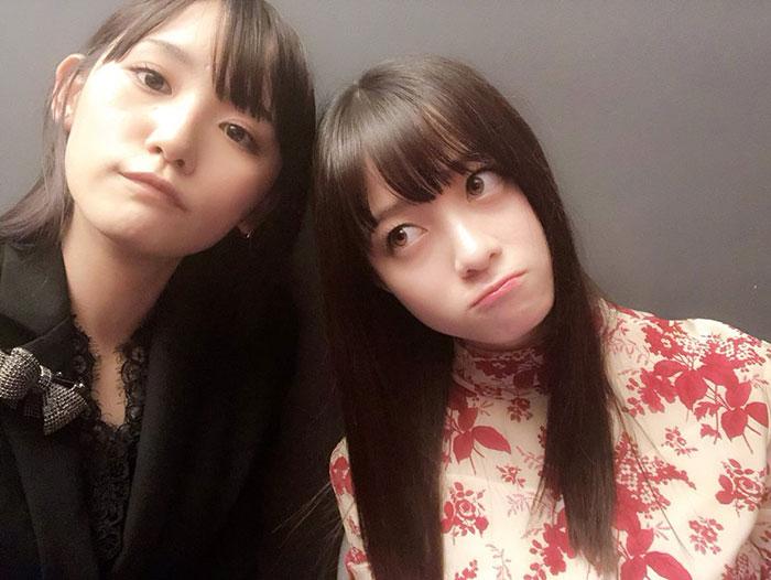 浅川梨奈、橋本環奈との美少女ショットに癒しの声!映画『かぐや様は告らせたい』で共演