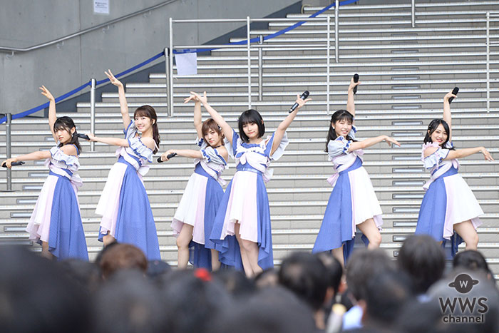AKB48最新シングル『サステナブル』リリースイベントは『フライングゲット』で開幕!