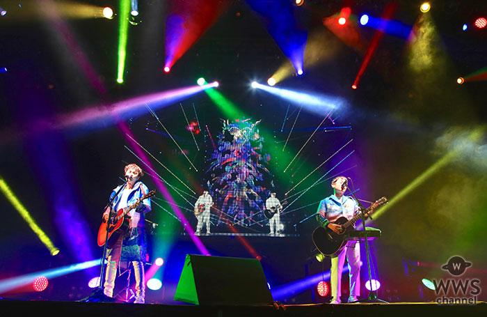 ゆず、弾き語りスタイルで再びアジアへ! 2 年ぶり3 度目の台湾公演に 3000人熱狂!