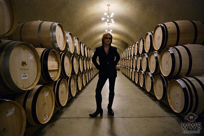 YOSHIKIプロデュース「Y by Yoshiki」の新作ワインが発売わずか2週間で2万5千本の出荷を記録する快挙達成!