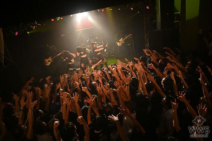 駄好乙「これは始まりに過ぎねえんだよ!」「鶯籠」初の生バンド編成ライブ実施!