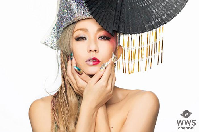 倖田來未、ニューアルバムの収録曲がドラマタイアップ決定!