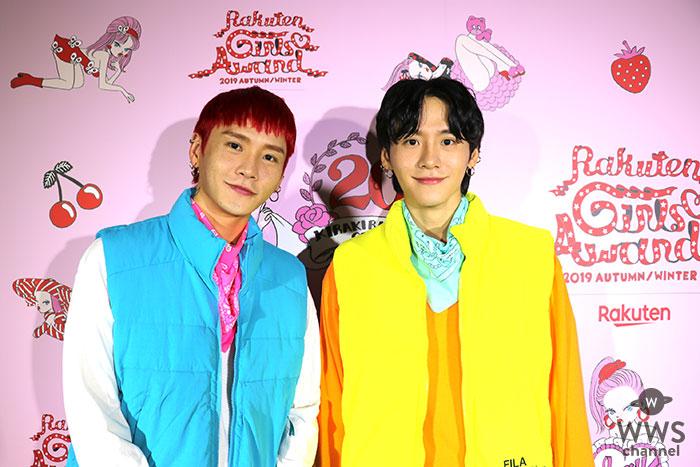 """""""イケメンすぎる双子""""と称され話題のKWON TWINSが Rakuten GirlsAward 2019 A/Wに出演!!!"""
