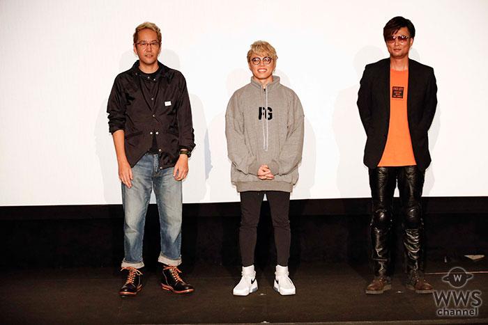 西川貴教のトークイベントが開催!「ライブでもないし映画でもない。新しいものを作っている感じがすごくしました」