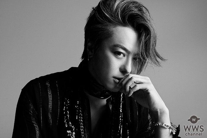EXILE TAKAHIRO、2019年2枚目のシングル「YOU are ROCK STAR」が10/16(水)に配信決定!最新ビジュアルも解禁!
