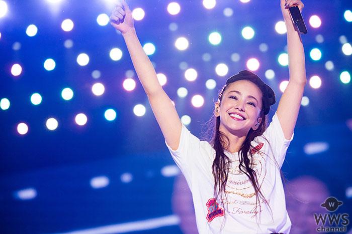 安室奈美恵、Apple MusicでMV独占配信開始!
