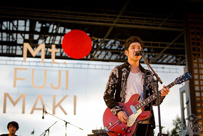 藤巻亮太、自身主催の野外音楽フェス『Mt.FUJIMAKI 2019』 大盛況のうちに終演!