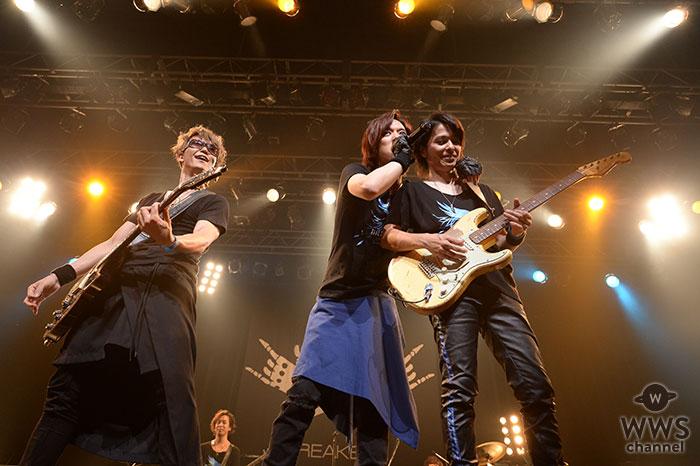 BREAKERZが全国ツアー東京公演で「みんなの存在が俺たちの青い鳥」