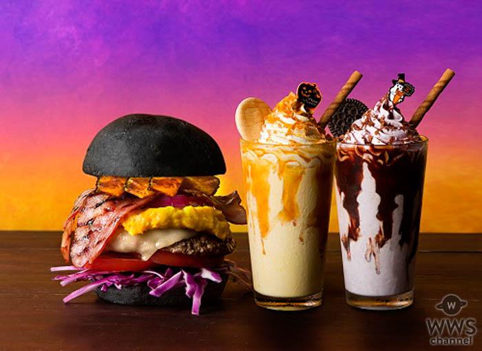 ハロウィン限定、「THE COUNTER」が衝撃の真っ黒ハンバーガーが登場!?