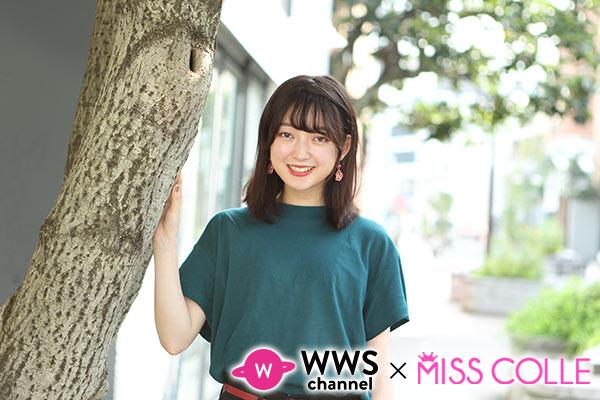 【 動画 】ミス東大・上野美和子が語る!「アカペラの良さをより多くの人に伝えていきたい」ミス東大コンテスト2019 エントリーNo.4<WWS x MISS COLLE ミスコレ>