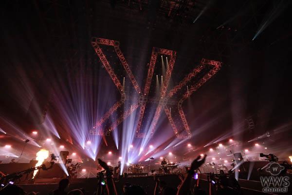 吉川晃司、デビュー35周年記念ライブが圧巻のツアー・ファイナル!2020年の全国ツアー開催も発表!!