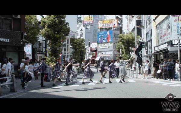 """大阪☆春夏秋冬、大阪の名所を行脚&踊り狂う""""純度100%大阪""""MUSIC VIDEO公開!"""