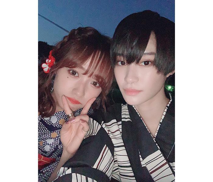 前田希美、中山咲月とのラブラブすぎる2ショットに「王子かっこいいなぁ」「胸きゅん」と反響!